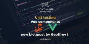 Unit testing VUE blog