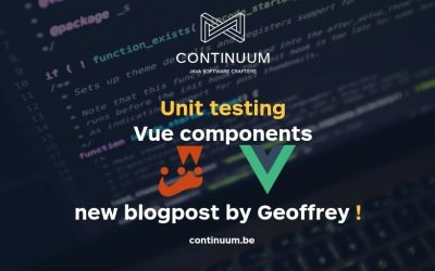 Unit testing Vue Components
