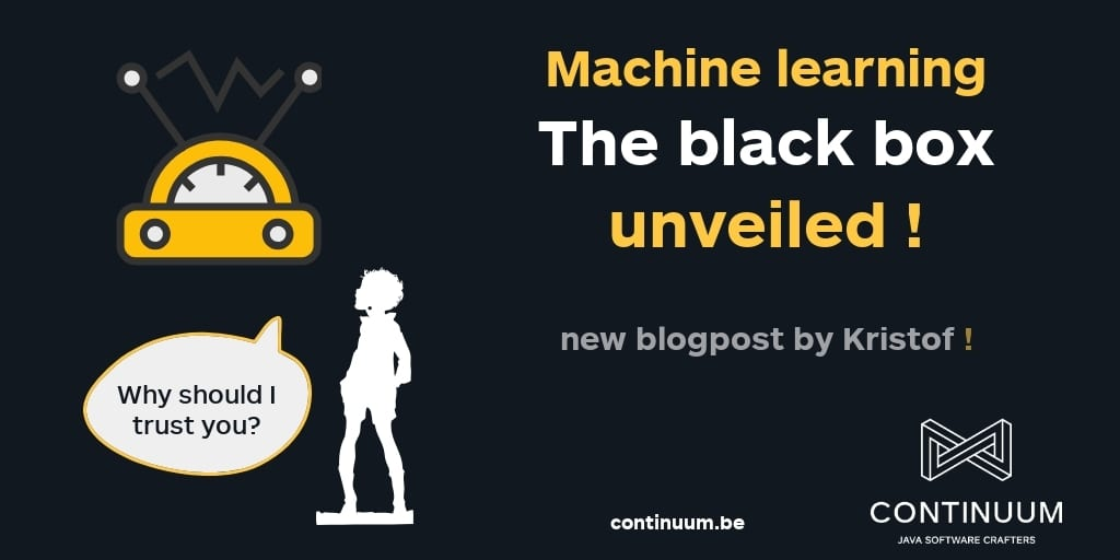 Machine learning – the black box unveiled
