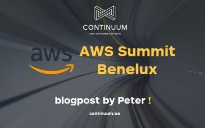 AWS Summit Benelux