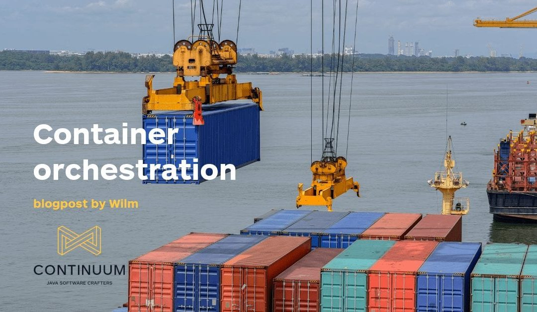Container Orchestration tools