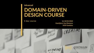Domain Driven design course