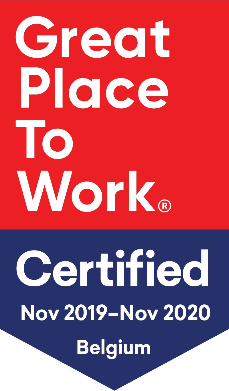 Great Place To Work Label