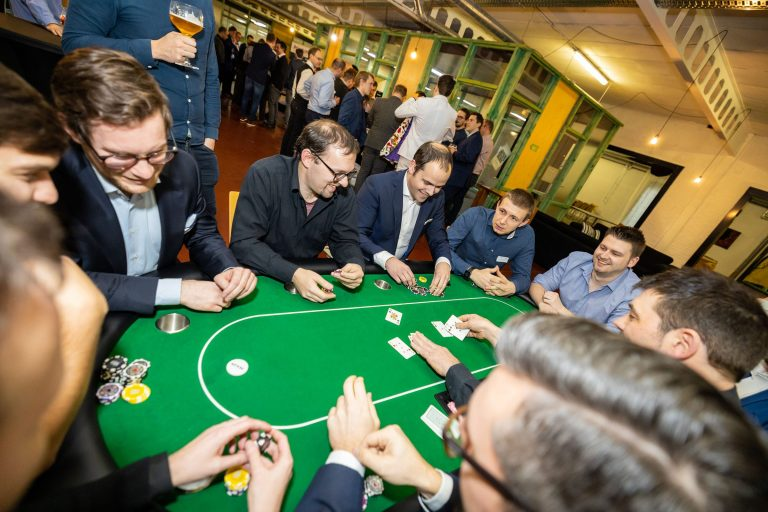 Casino Night TD