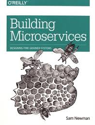 Book Cover - Building Microservices