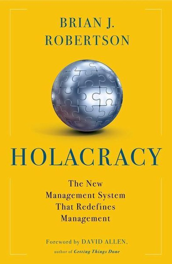 Cover: Holacracy