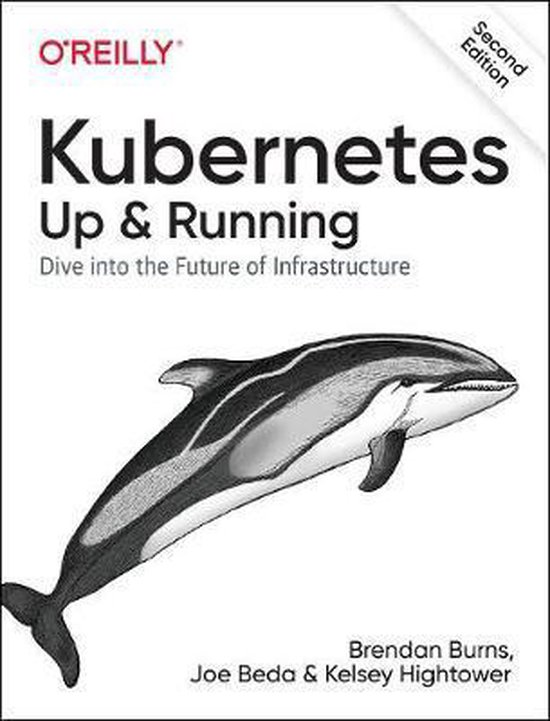 Cover Kubernetes Up And Running