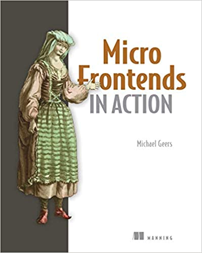 Cover book micro frontends