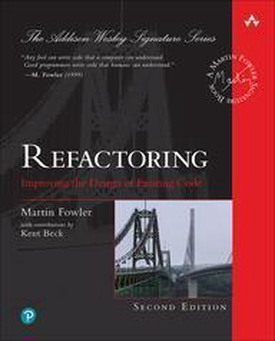 Cover book Refactoring