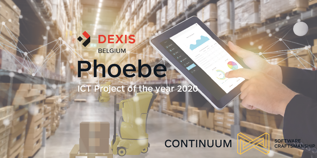 Imes Dexis – Project Phoebe, ICT project of the year 2020