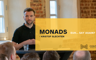 A gentle introduction to Monads